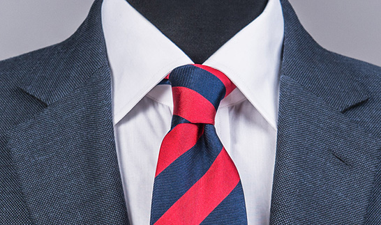 How to tie a neat tie knot ccuart Image collections